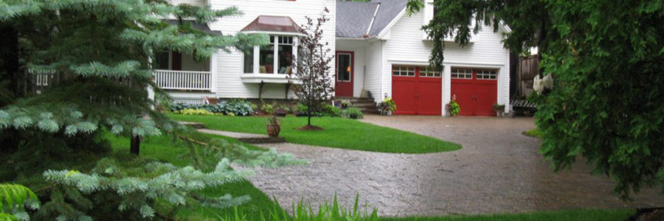 London Ontario Landscaping Company. Where quality and experience makes the difference.