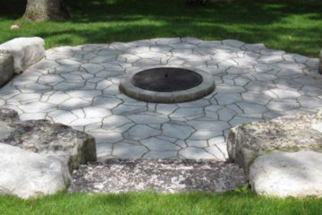Fire Boxes and Fire Pits
