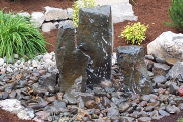 Rock Bubblers and Water Features